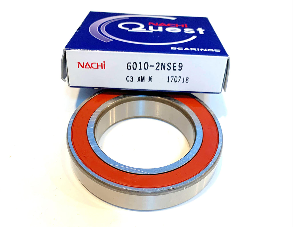 6010-2NSE9 C3 NACHI Ball Bearing - ppdistributors