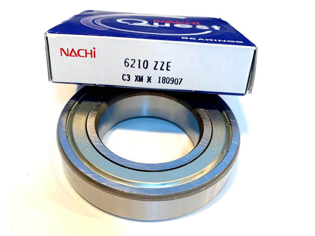 6010-ZZE C3 NACHI Ball Bearing - ppdistributors