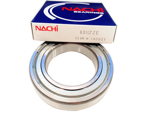 6011-ZZE C3 NACHI Ball Bearing - ppdistributors