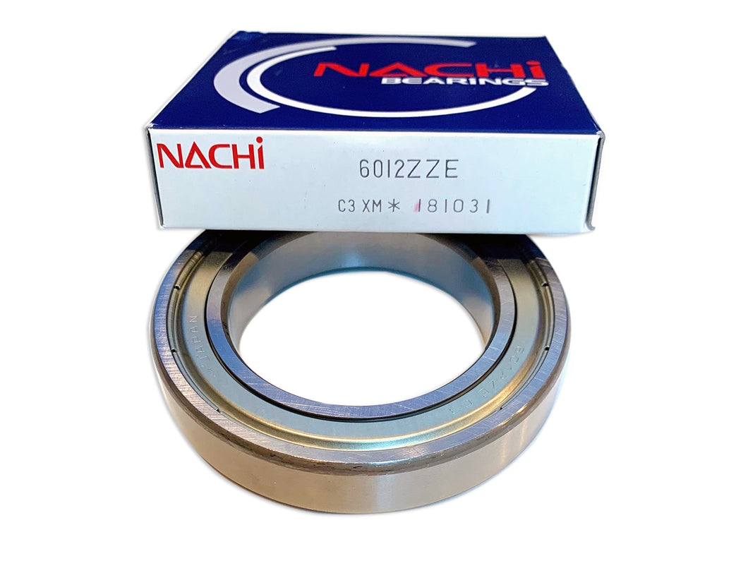 6012-ZZ C3 NACHI Ball Bearing - ppdistributors