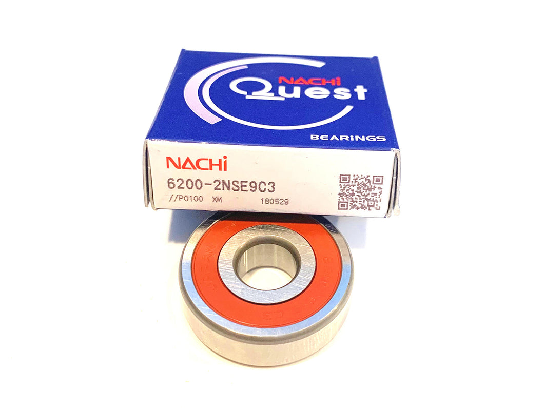 6200-2NSE9 C3 NACHI Ball Bearing - ppdistributors