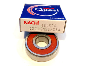 6201-2NSE9 C3 NACHI Ball Bearing - ppdistributors