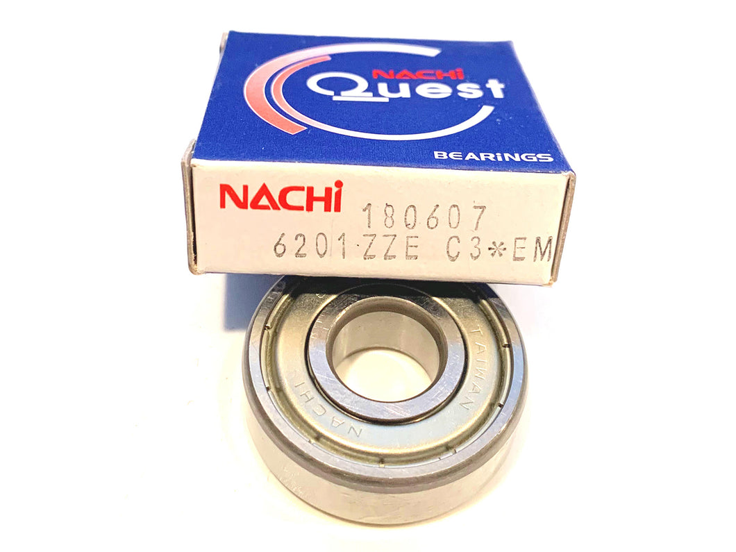 6201-ZZE C3 NACHI Ball Bearing - ppdistributors