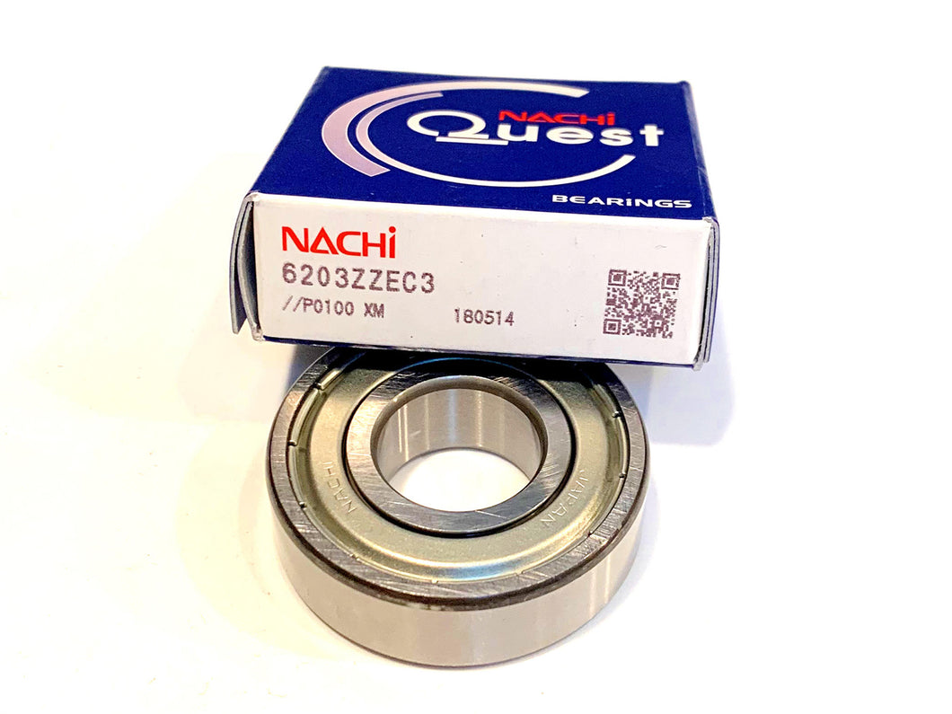 6203-ZZEC3 NACHI Ball Bearing - ppdistributors