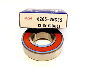 6205-2NSE9 C3 Nachi Ball Bearing - ppdistributors