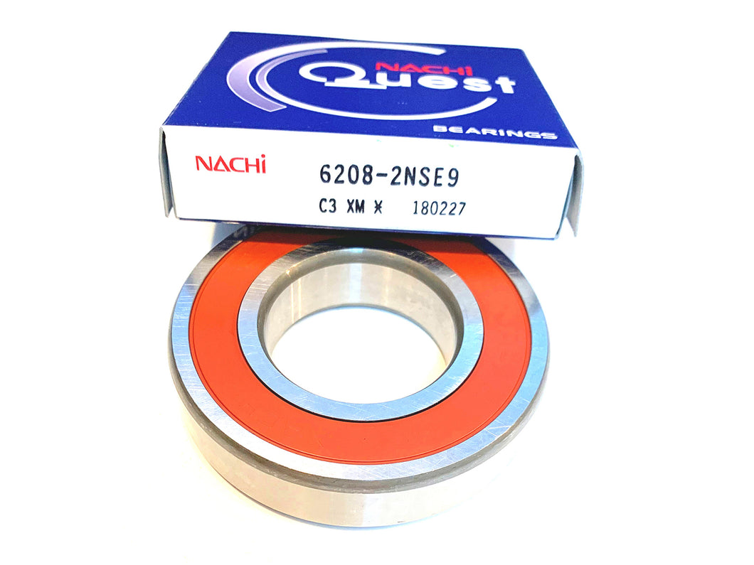 6208-2NSE9 C3 NACHI Ball Bearing - ppdistributors