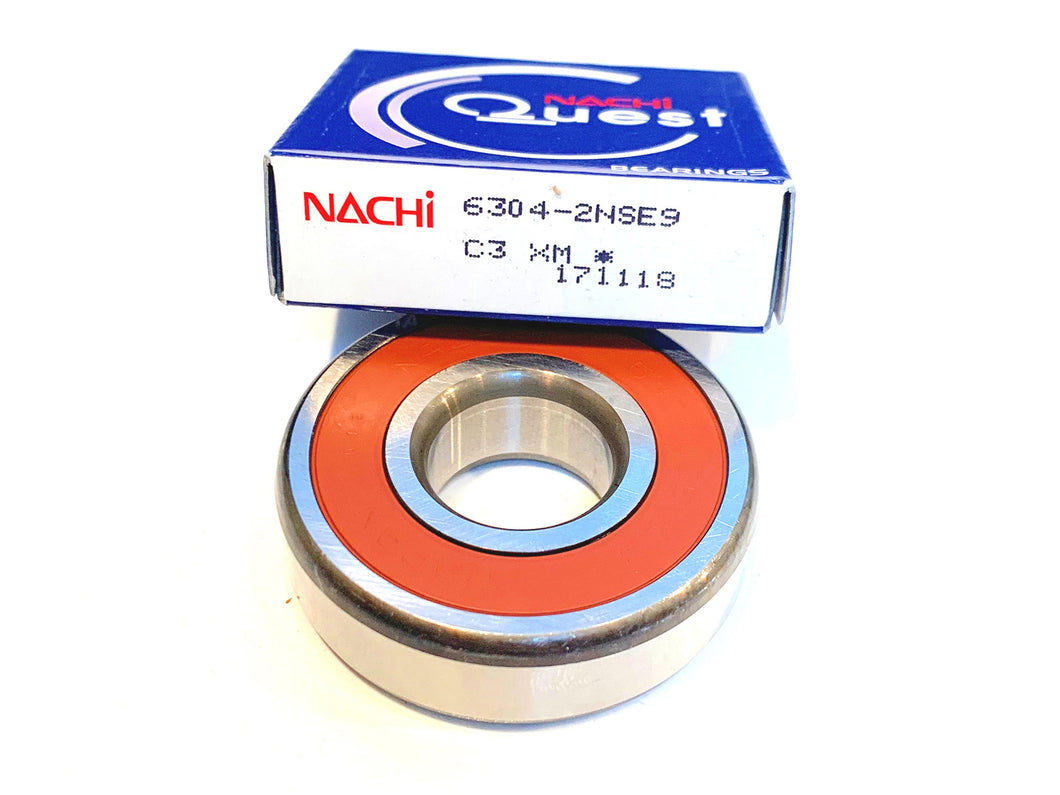 6304-2NSE9 C3 Nachi Ball Bearing - ppdistributors