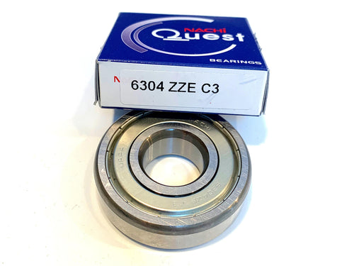 6304-ZZE C3 Nachi Ball Bearing - ppdistributors