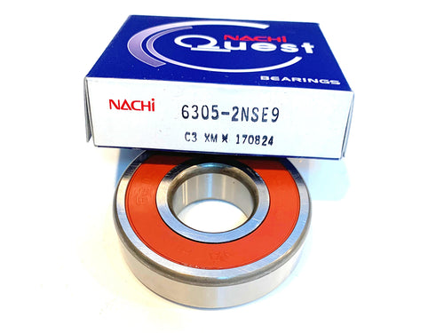 6305-2NSE9 C3 Nachi Ball Bearing - ppdistributors