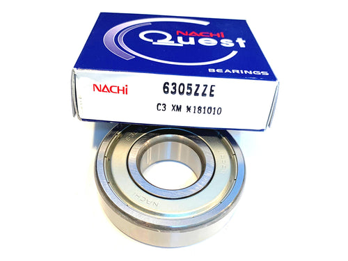 6305-ZZE C3 Nachi Ball Bearing - ppdistributors