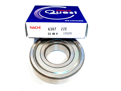 6307-ZZE C3 Nachi Ball Bearing - ppdistributors