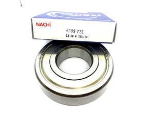 6309-ZZE3 C3 Nachi Ball Bearing - ppdistributors