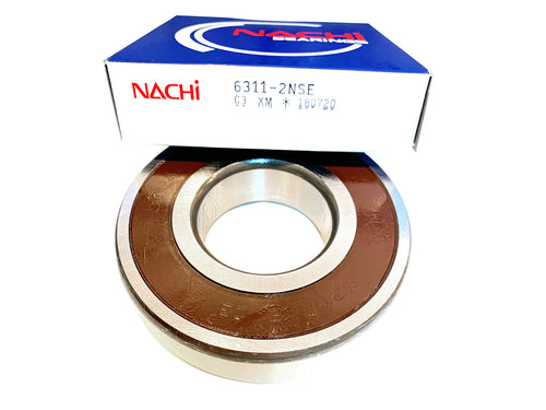 6311-2NSE C3 Nachi Ball Bearing - ppdistributors
