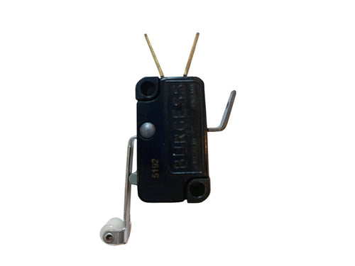 Burgess Micro Switch part number VCFYR1 - ppdistributors