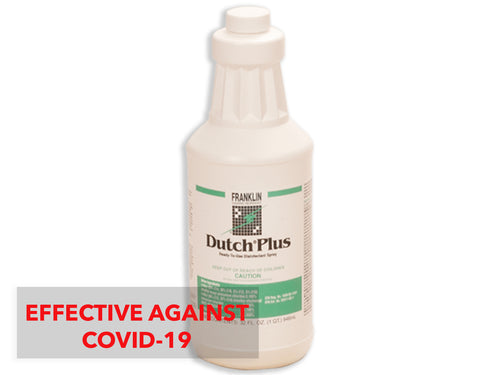 Dutch Plus Disinfectant - ppdistributors