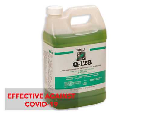 Q-128 Neutral Germicidal Detergent - ppdistributors