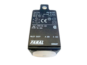 Fanal Position Switch Type PS 05 S11 - ppdistributors