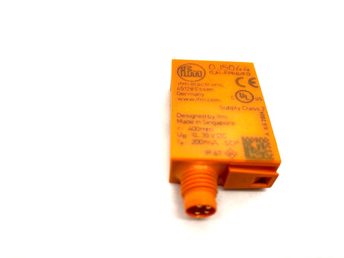 IFM Effector sensor part number OJ5044, OJH-FPKG/FO/AS - ppdistributors