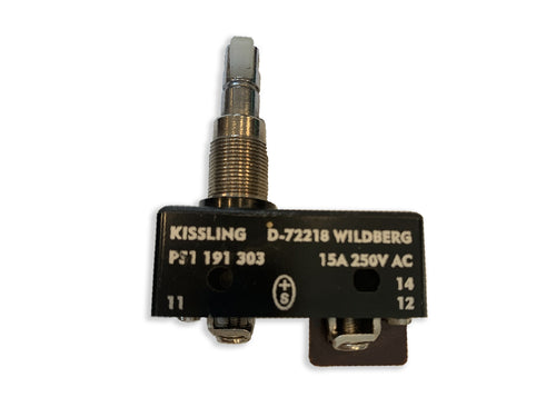 Kissling Micro Switch part number PSI 191-303 - ppdistributors