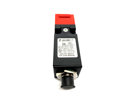 Pizzato Switch Part number FR 2192-M2K40 - ppdistributors