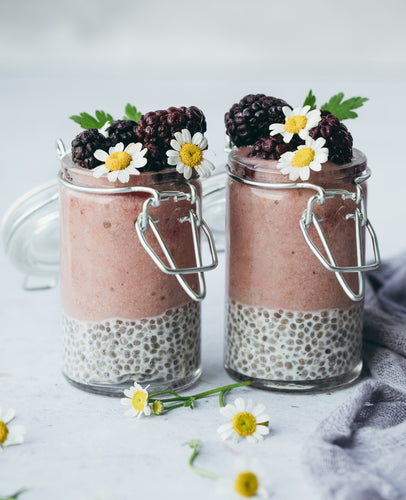 Recipe of the Week: Vanilla Berry Smoothie
