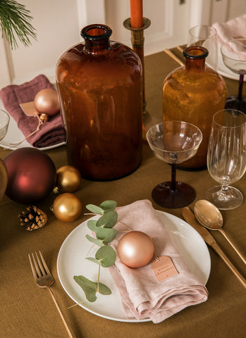 kerst tafel setting tips bloomon