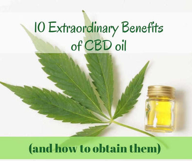 CBD Top 10 Benefits-Matrix CBD Oil