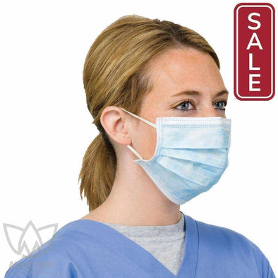 10 x Disposable Face Masks