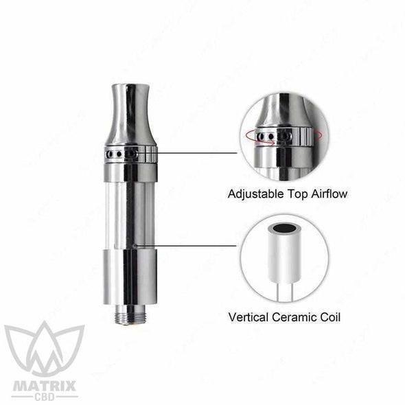 Refillable CBD Vape Kit