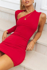 SAINT CLARE DRESS (RED)
