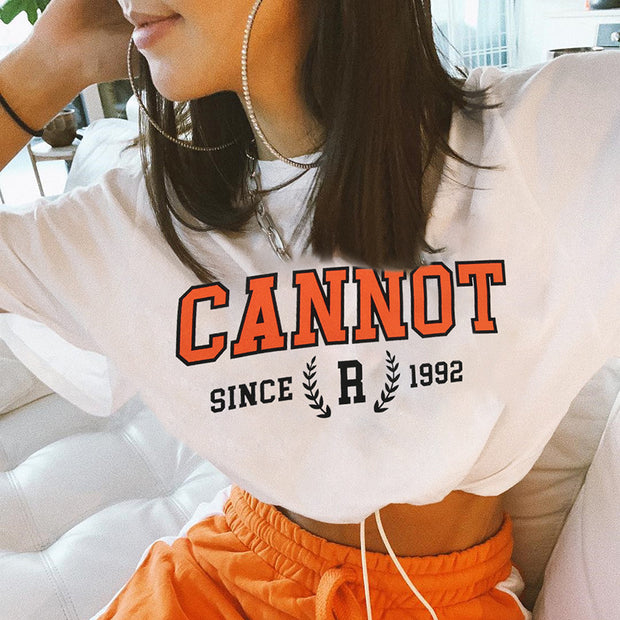 WOMEN'S PRINT LOOSE CASUAL SPORTS T-SHIRT TOP