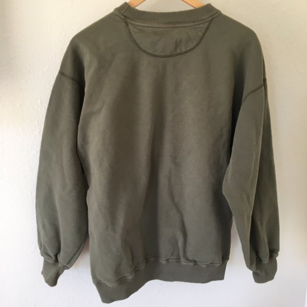 Round neck casual fashion daily sweater