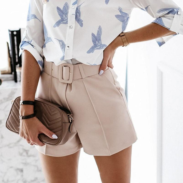 Womens fashion casual shorts XC10