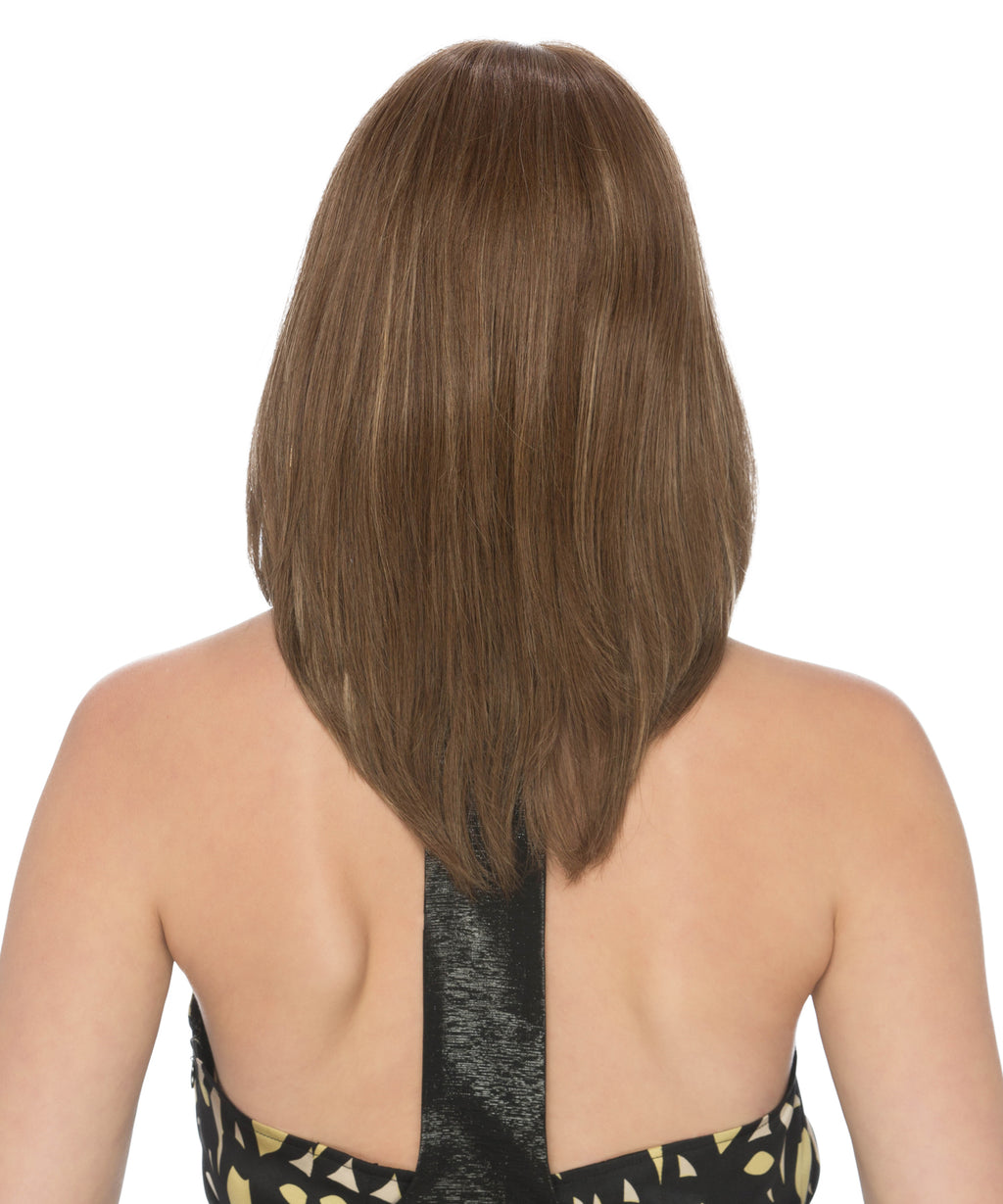 Celine -REMI HUMAN HAIR | MONO TOP WITH 100% HAND-TIED BACK