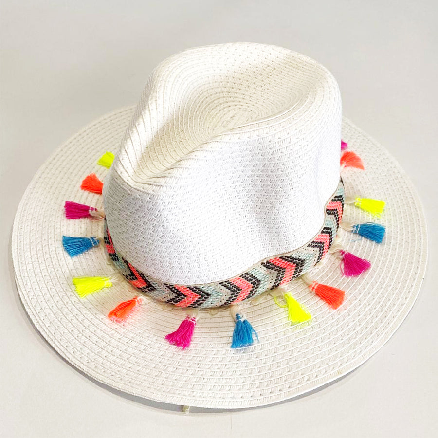 Knitted Sun Hat Large