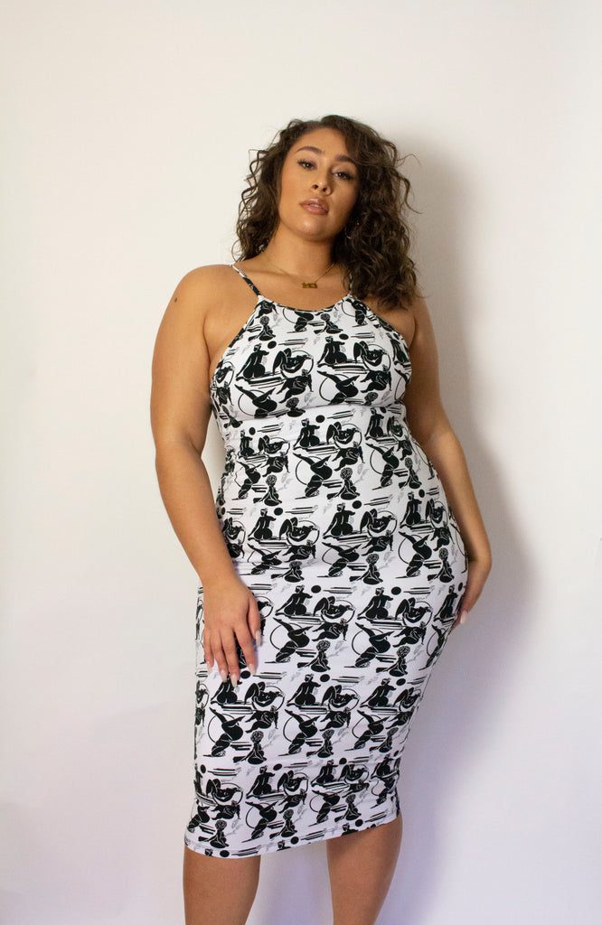 Limited Edition - Nata Dress in Sisterhood