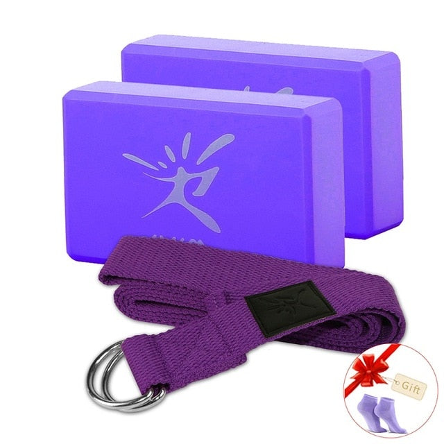 Yoga Fitness Brick