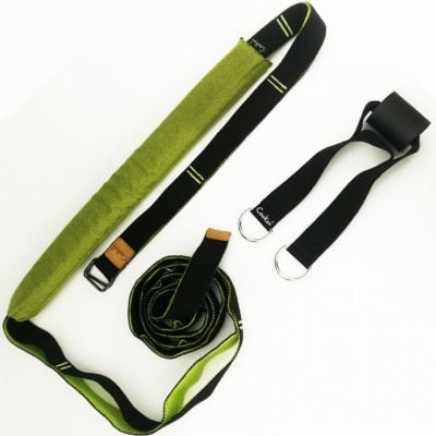 Stretching Strap for Yoga and Other Fitness Exercises