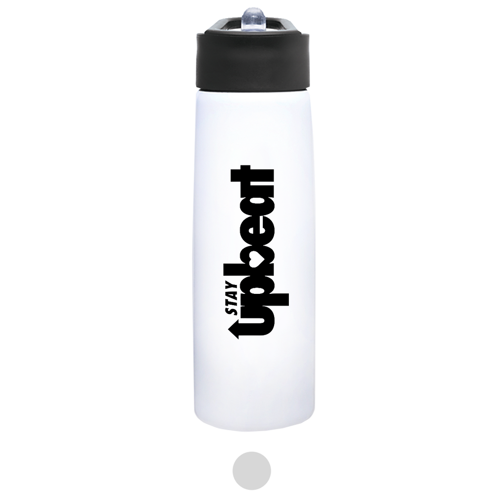 Stay Upbeat Stainless Bottle - 24oz