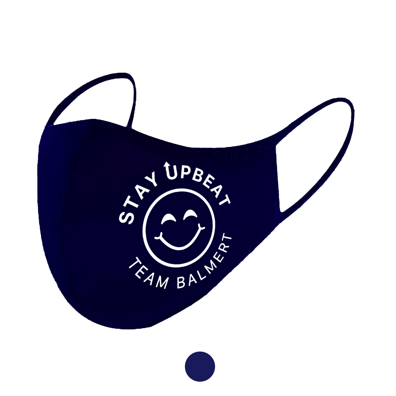 Smiley Logo Kid Face Mask