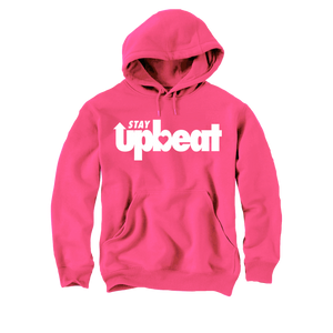 Stay Upbeat Hoodie