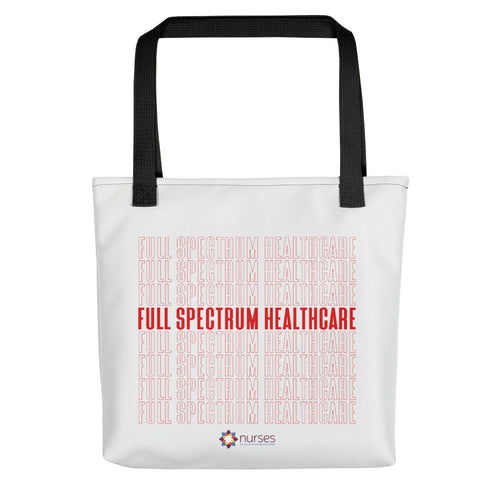 Full Spectrum Tote bag