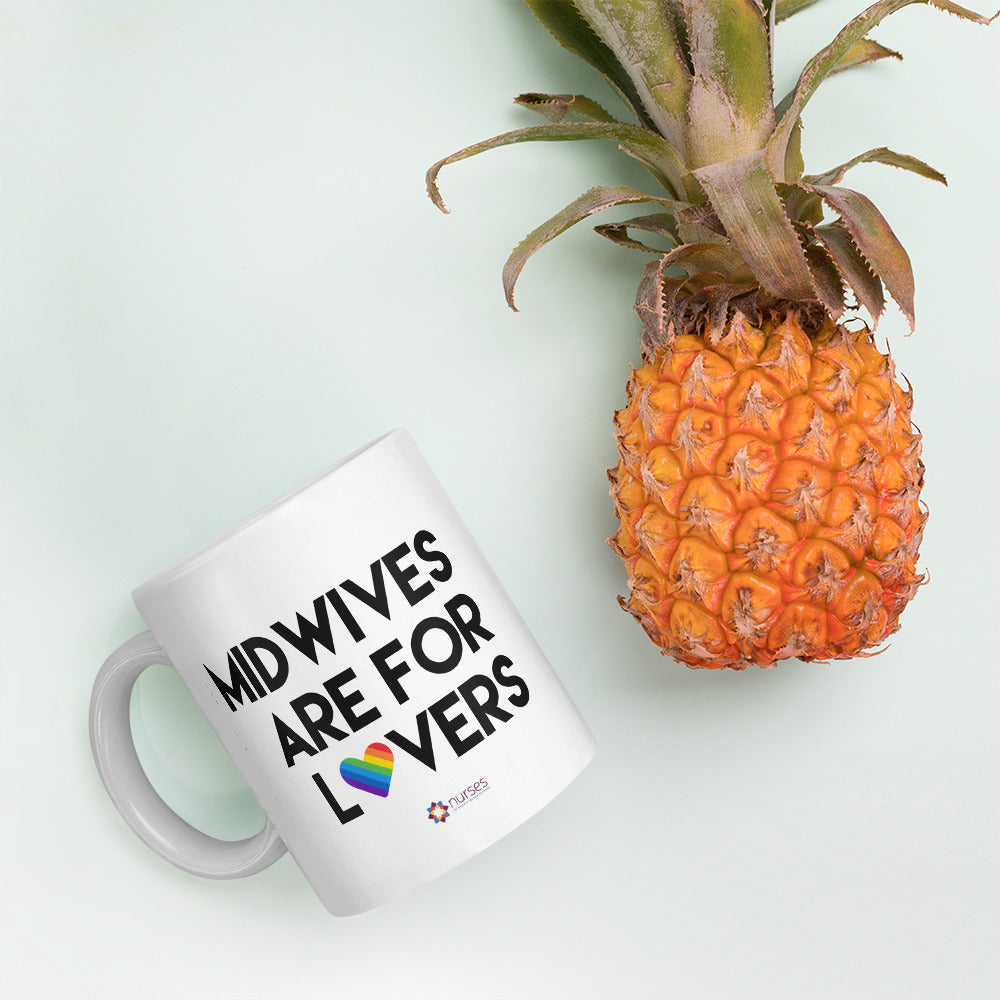 Midwives are for Lovers Mug