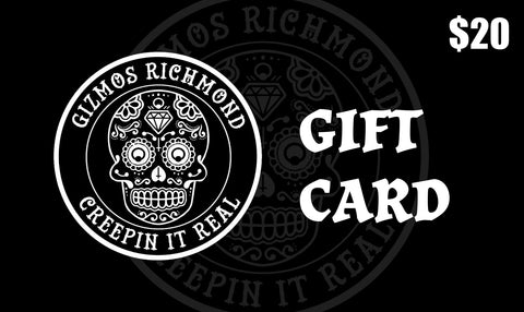$20 - Gift Card