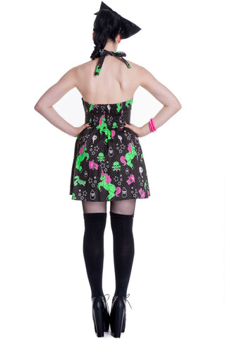 I Heart Zombie Mini Dress