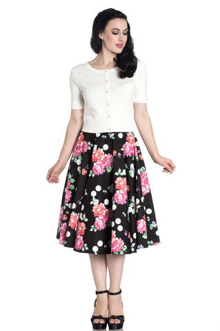 Collarette 50's Skirt