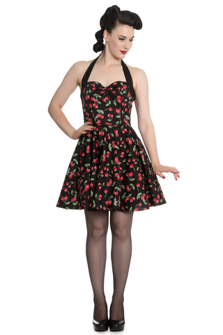 Cherry Pop Mini Dress