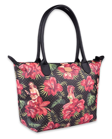 Hula Girl - Hand Bag