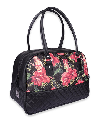 Hula Girl - Travel Bag