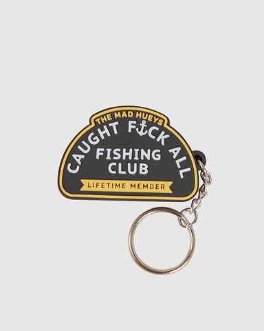 Caught F*** All - Keychain